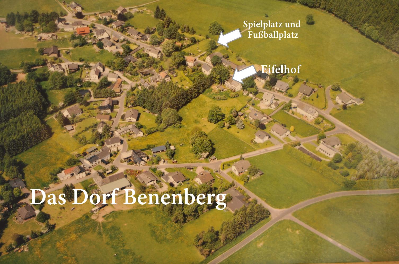 Luftfoto Benenberg